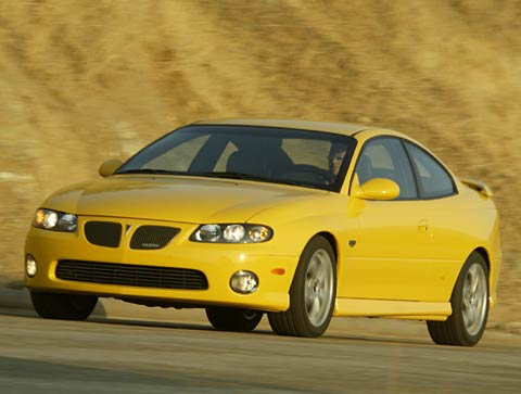 2004 car of the year behind the scenes motor trend for Motor trend drivers car of the year