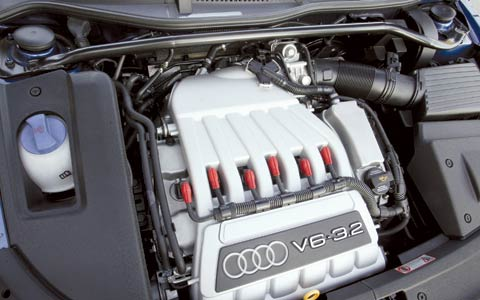 2004 Audi TT 3.2 Quattro Coupe - First Drive & Road Test ...