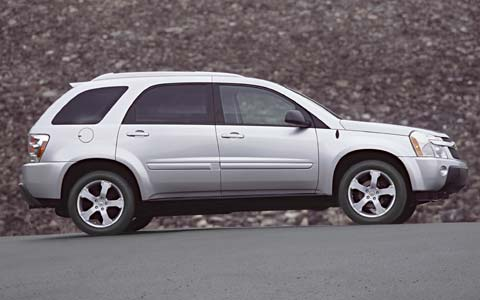 2005 chevrolet equinox price gas mileage review road. Black Bedroom Furniture Sets. Home Design Ideas