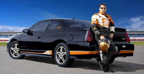 Chevrolet Announces Tony Stewart Signature Series Monte