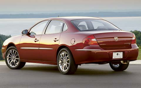 2005 Buick LaCrosse - 2005 Hot Cars and Drives - Motor Trend