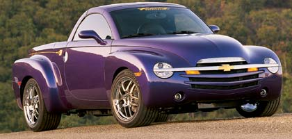 2004 RSI Chevrolet SSR Performance, Accessories, Parts & Road Test - Truck Trend