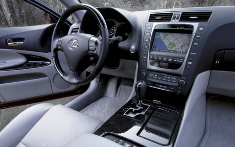 2006 lexus gs 300 road test first test motor trend. Black Bedroom Furniture Sets. Home Design Ideas