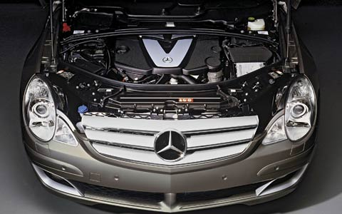 2006 mercedes benz r350 review horsepower engine road Hose Diagram 3EE Engine