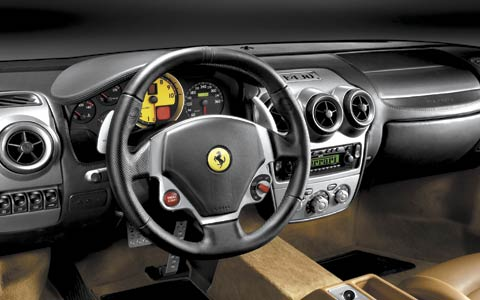 2006 ferrari f430 spider first look motor trend. Black Bedroom Furniture Sets. Home Design Ideas