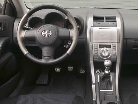 2005 Scion Tc - Review