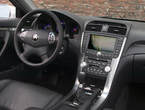 2005 Acura Tl Review Motor Trend