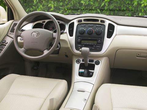 2005 toyota highlander intellichoice review. Black Bedroom Furniture Sets. Home Design Ideas
