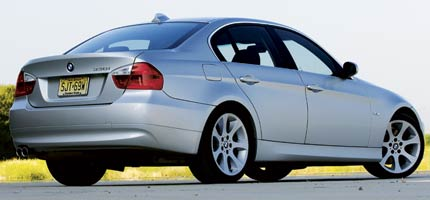 1st place: BMW 330iTechno styling and high-tech engineering catapults it to the head of the pack--again.