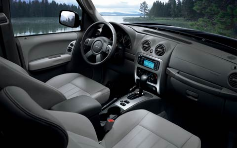jeep liberty review motor trend