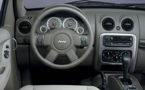 2005 Jeep Liberty Review Motor Trend