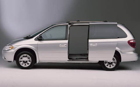2005 chrysler town country review intellichoice. Black Bedroom Furniture Sets. Home Design Ideas