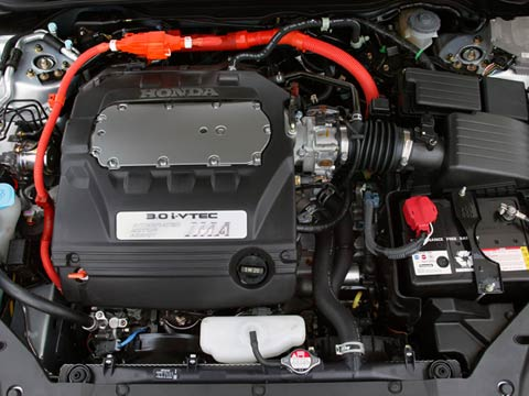 Roadtests Z Honda Accord Hybrid Sedan Engine on Dodge Ram Water Pump Replacement