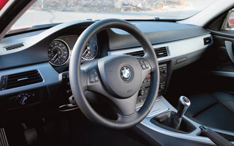 2006 BMW 330i vs. 2006 Lexus IS 350 vs. 2006 Mercedes-Benz ...