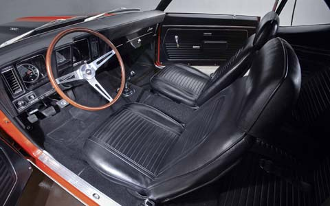 1967 1969 chevrolet camaro buyer 39 s guide motor trend classic. Black Bedroom Furniture Sets. Home Design Ideas