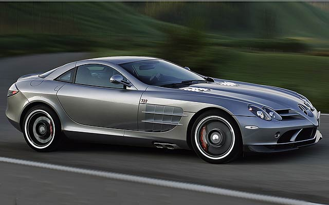 Mercedes benz amg and mclaren at paris motor show auto for Is motor trend on demand worth it