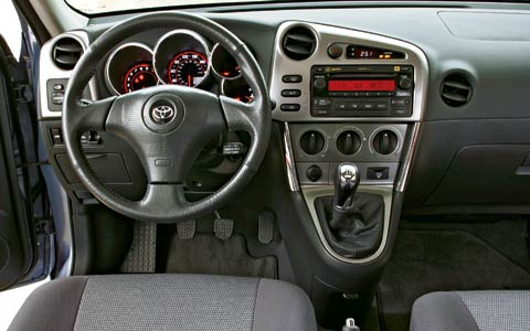 Toyota Matrix Touring Reviews