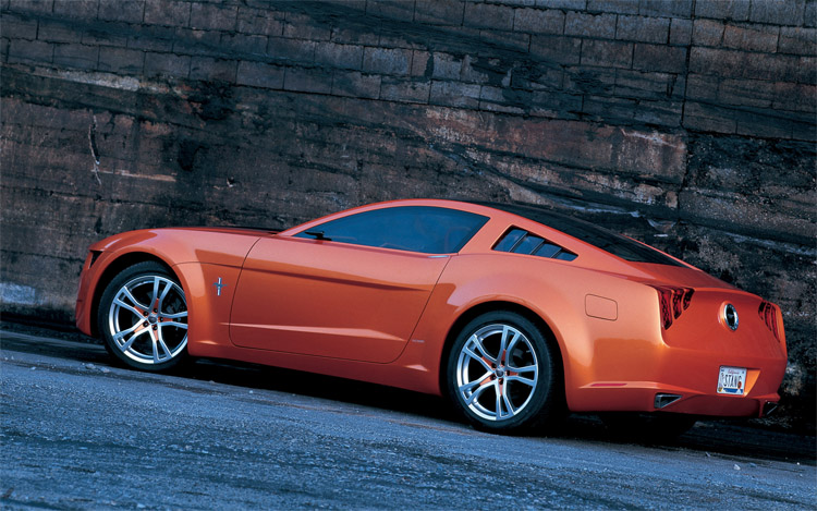 Mustang by giugiaro auto news motor trend for Is motor trend on demand worth it