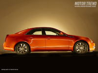 2008 Cadillac CTS - Wallpaper Gallery - Motor Trend