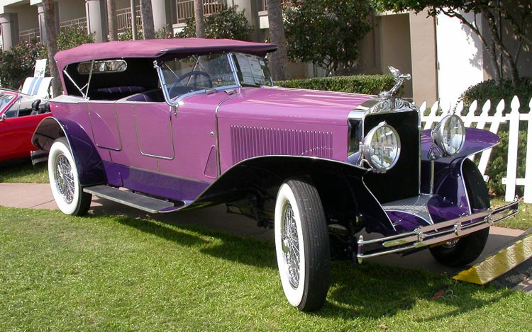 Rm Vintage Motor Cars At Amelia Island Auction Event