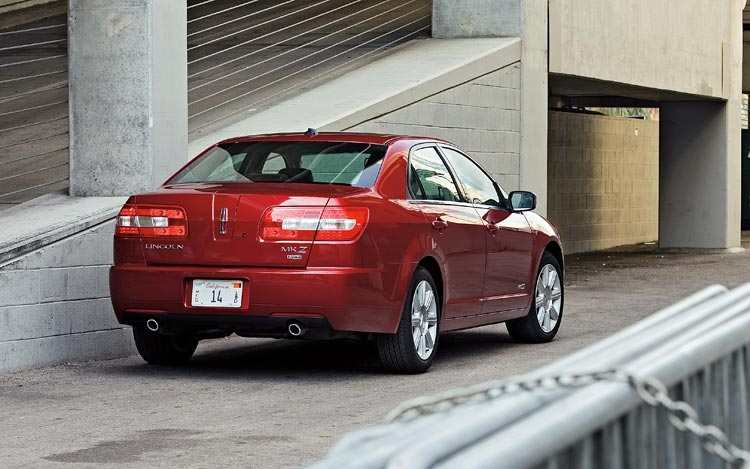 Mercedes Long Beach >> 2007 Lincoln MKZ - First Test & Review - Motor Trend