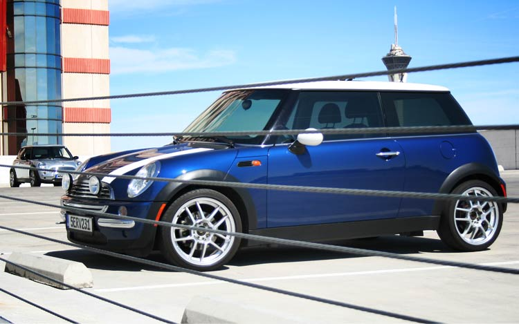 a mini vacation in vegas 4 event coverage photos motor trend. Black Bedroom Furniture Sets. Home Design Ideas