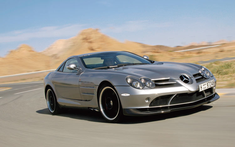2007 mercedes benz slr mclaren 722 edition first drive