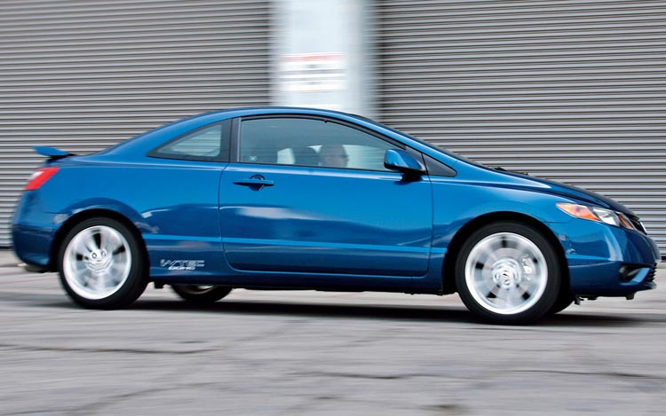 2006 Honda Civic Si Long Term Road Test Update Motor Trend