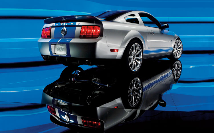 2008 Ford Shelby GT500KR - First Look - Motor Trend