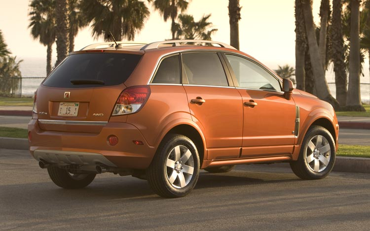 2008 Saturn Vue - Newcomers