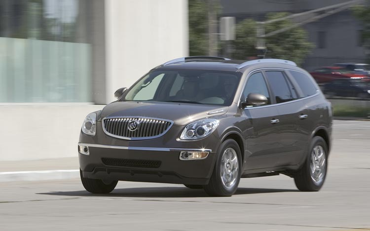 2008 Buick Enclave - First Drive - Motor Trend