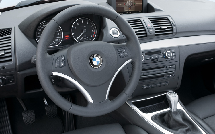 2008 bmw 1 series coupe revealed auto news motor trend. Black Bedroom Furniture Sets. Home Design Ideas
