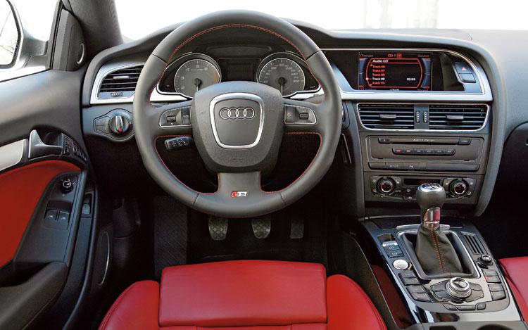 2008 Audi A5 S5 First Drive Motor Trend