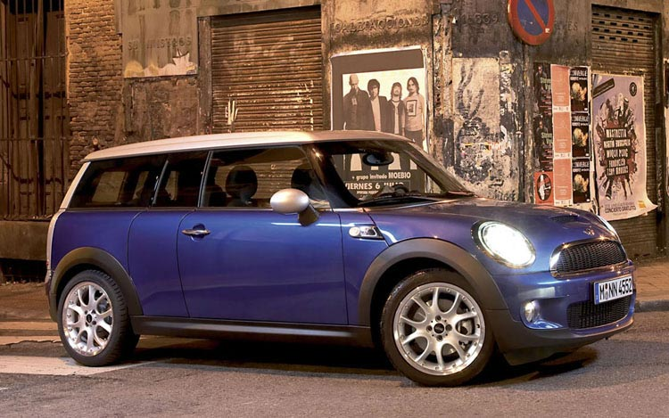 2008 mini clubman photo gallery motor trend. Black Bedroom Furniture Sets. Home Design Ideas
