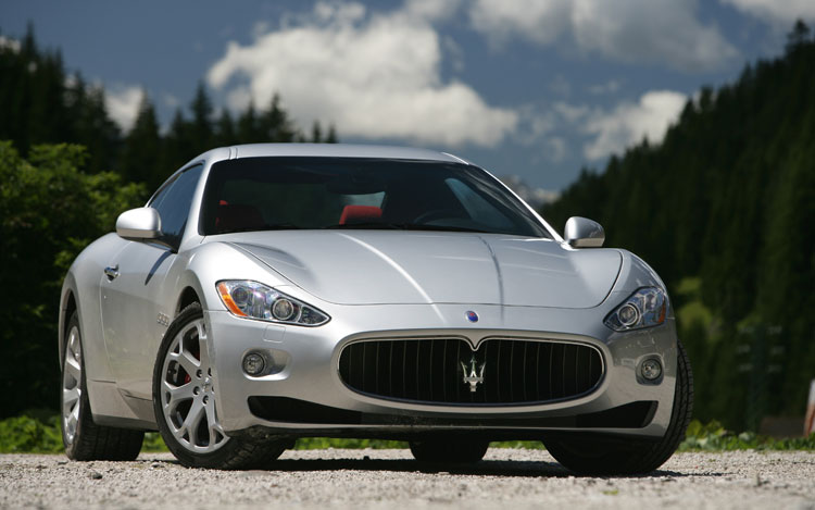 2008 maserati granturismo photo gallery motor trend. Black Bedroom Furniture Sets. Home Design Ideas