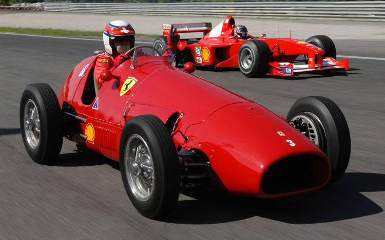 The Secret History Of Ferrari Outtakes Feature Motor