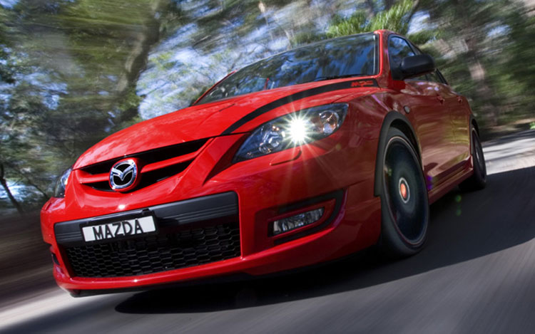 For Aussies Only Mazdaspeed3 Mps Extreme At The Sydney