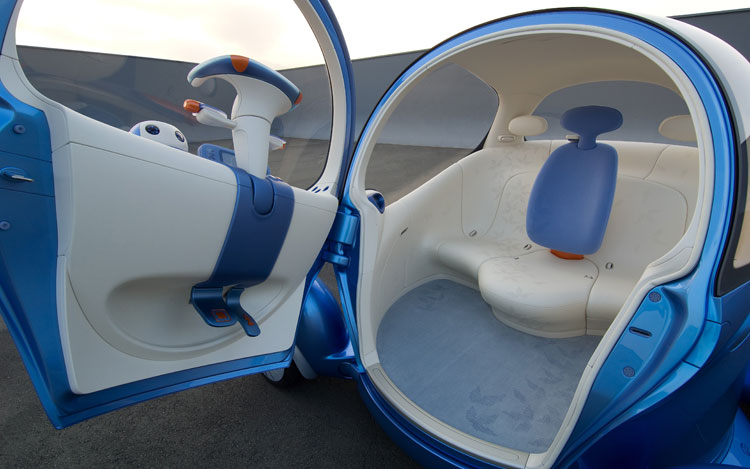 Article Electric Octopus Nissans Pivo 2 Concept To Debut At