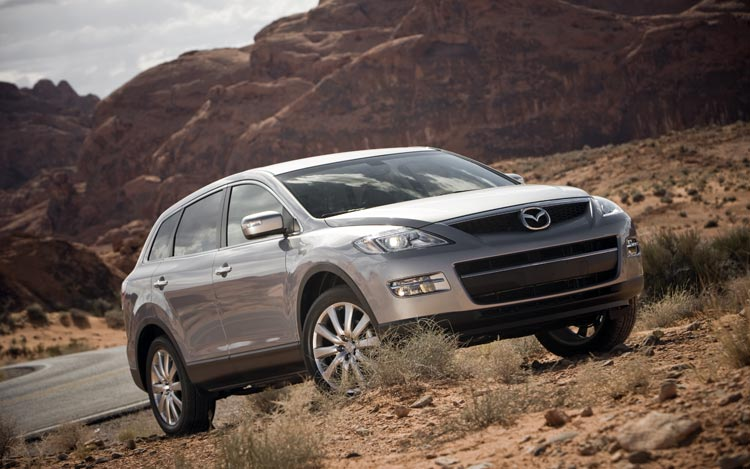 2008 mazda cx 9 2008 suv of the year winner photo for Motor trend top suv