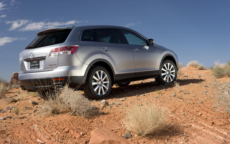 Motor Trend Names Mazda Cx 9 2008 Sport Utility Of The