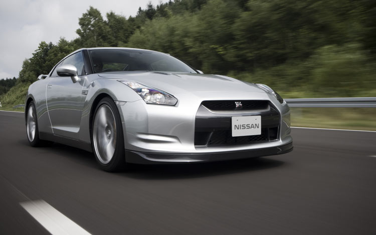 2008 nissan gt r photo gallery motor trend. Black Bedroom Furniture Sets. Home Design Ideas