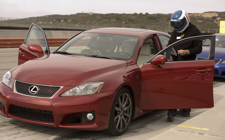 2008 lexus is f photo gallery motor trend. Black Bedroom Furniture Sets. Home Design Ideas