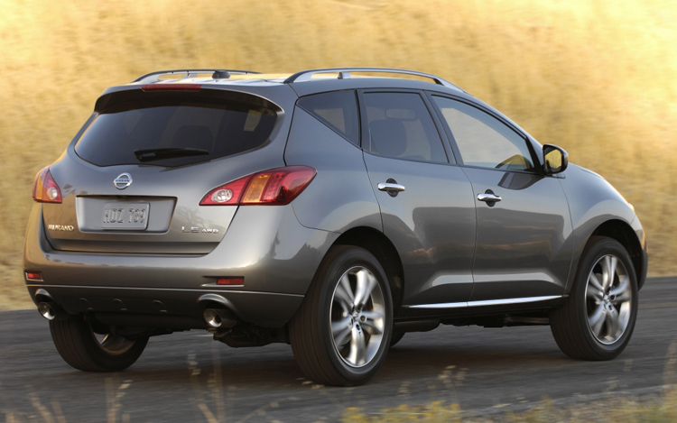 2009 Nissan Murano First Look Motor Trend