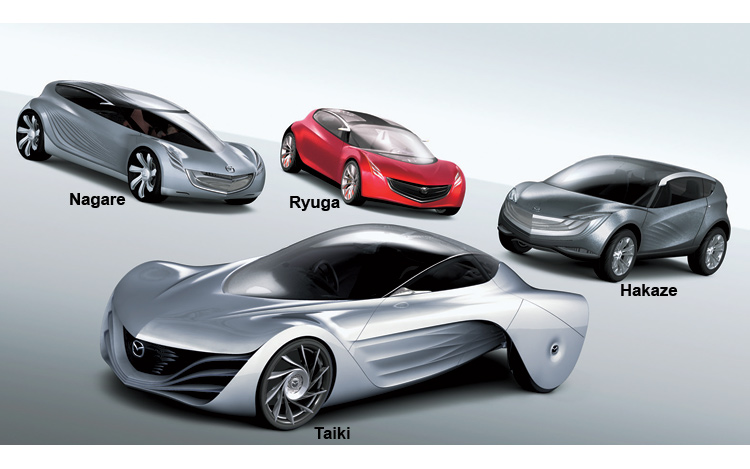 Rotary Powered Rocket Mazda Furai Concept To Hit 2008 Detroit Show With Revised 2009 Rx 8