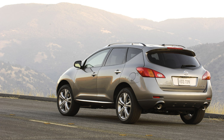 2009 Nissan Murano - First Test - Motor Trend