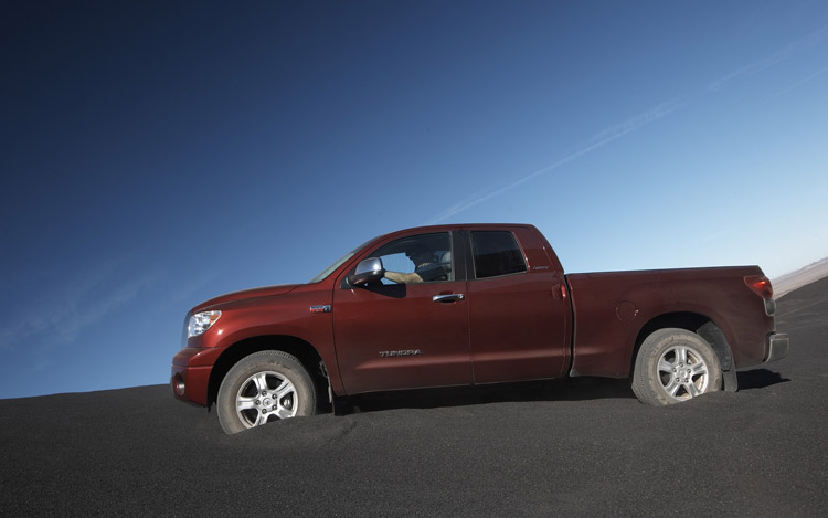 2008 Motor Trend Truck Of The Year Toyota Tundra Photo