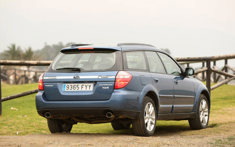 2008 Subaru Turbodiesel Boxer First Drive