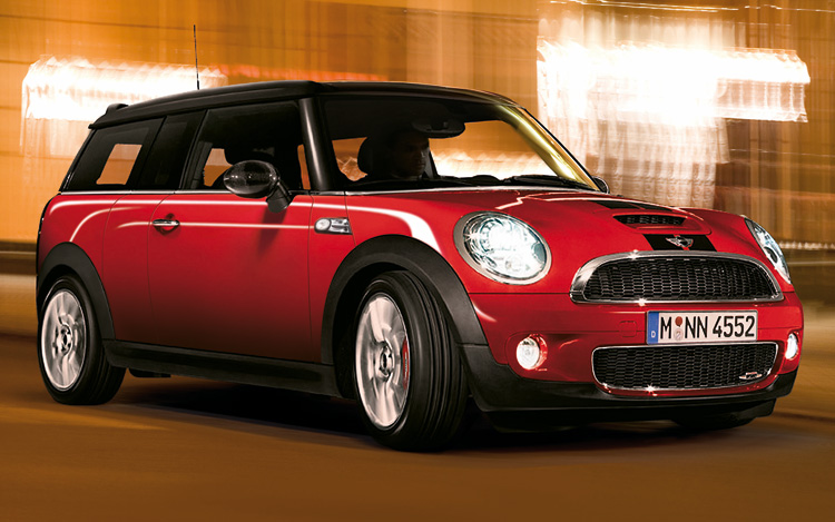 getting the works john cooper works versions of mini cooper and clubman coming to geneva show. Black Bedroom Furniture Sets. Home Design Ideas
