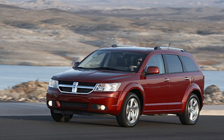 2009 dodge journey photo gallery motor trend. Black Bedroom Furniture Sets. Home Design Ideas