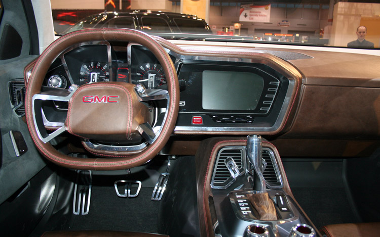 2008 chicago auto show photos coverage motor trend. Black Bedroom Furniture Sets. Home Design Ideas